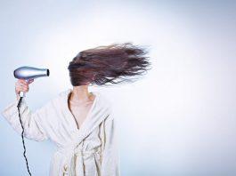 jak zapuścić włosy - tło